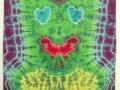 "The original ""Soul Hat"" tye-dye. 1991 Courtesy of Darren Fisher."