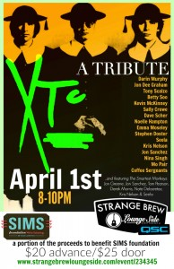 XTC Tribute @ Strange Brew - Lounge Side | Austin | Texas | United States
