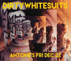 The Dirty White Suits @ Antone's | Austin | Texas | United States