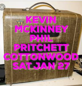 Phil Pritchett and Kevin McKinney @ Cottonwood   Houston   Texas   United States